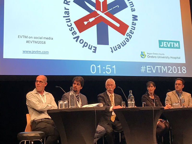 Imagem 2nd EVTM Symposium