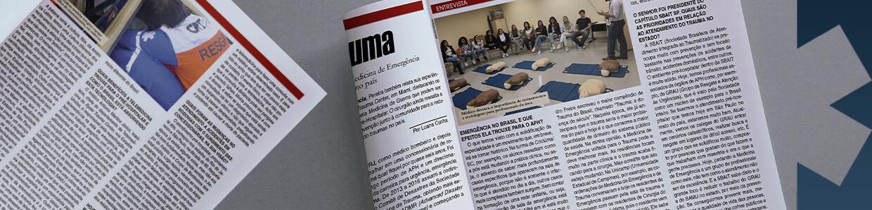 Grupo Surgical em foco na Revista Emergência
