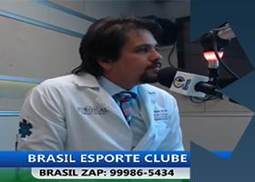 Imagem Entrevista na Rádio Brasil Campinas